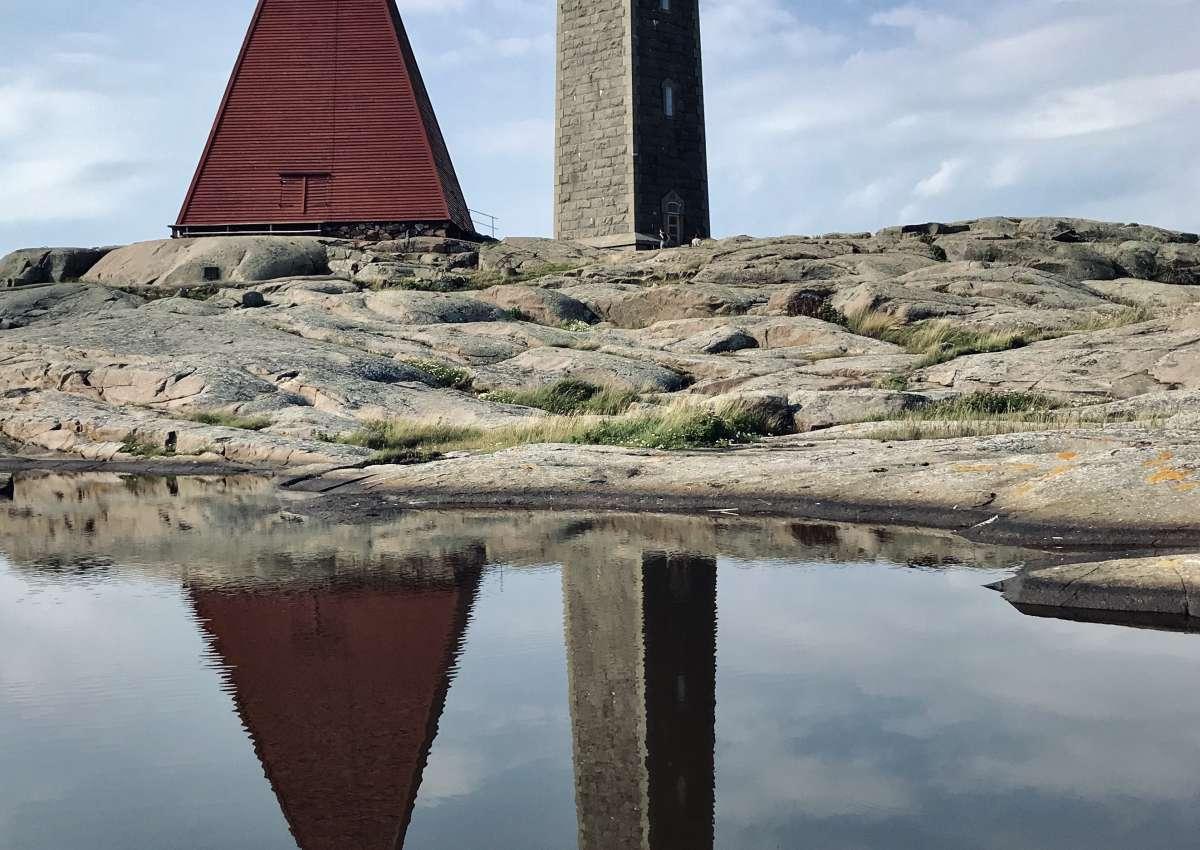 Vinga - Leuchtturm