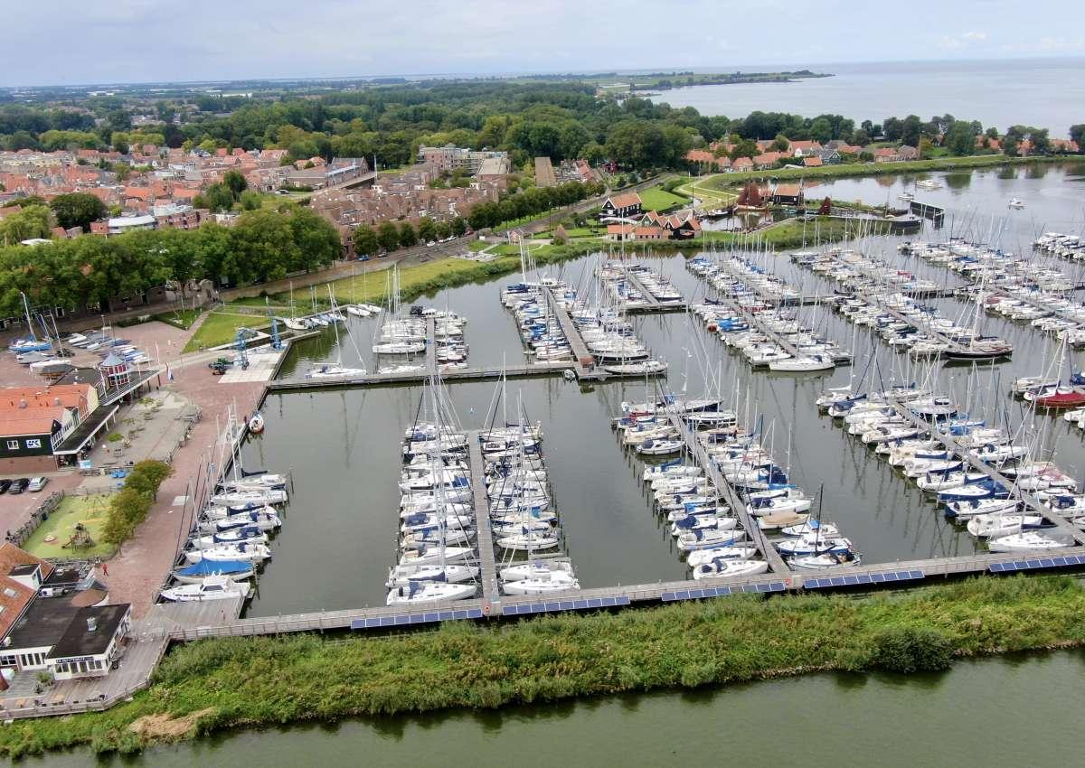 Compagnieshaven Enkhuizen - Hafen bei Enkhuizen