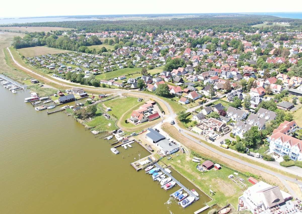 Zingst - Marina près de Zingst