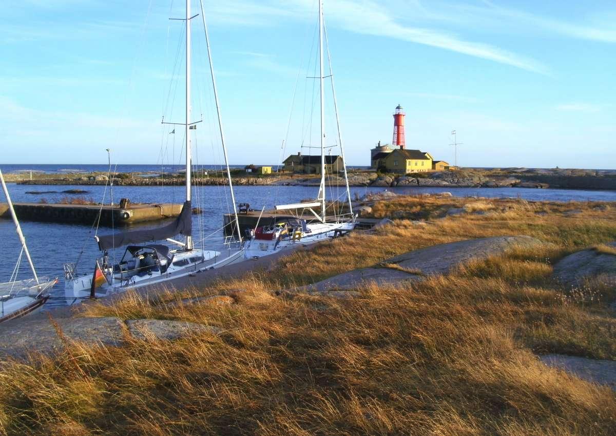 Utklippan - Hafen bei Karlskrona