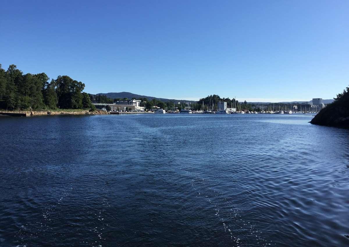 Bestum La Sa Båt og Marine - Hafen bei Oslo (Vækerø)