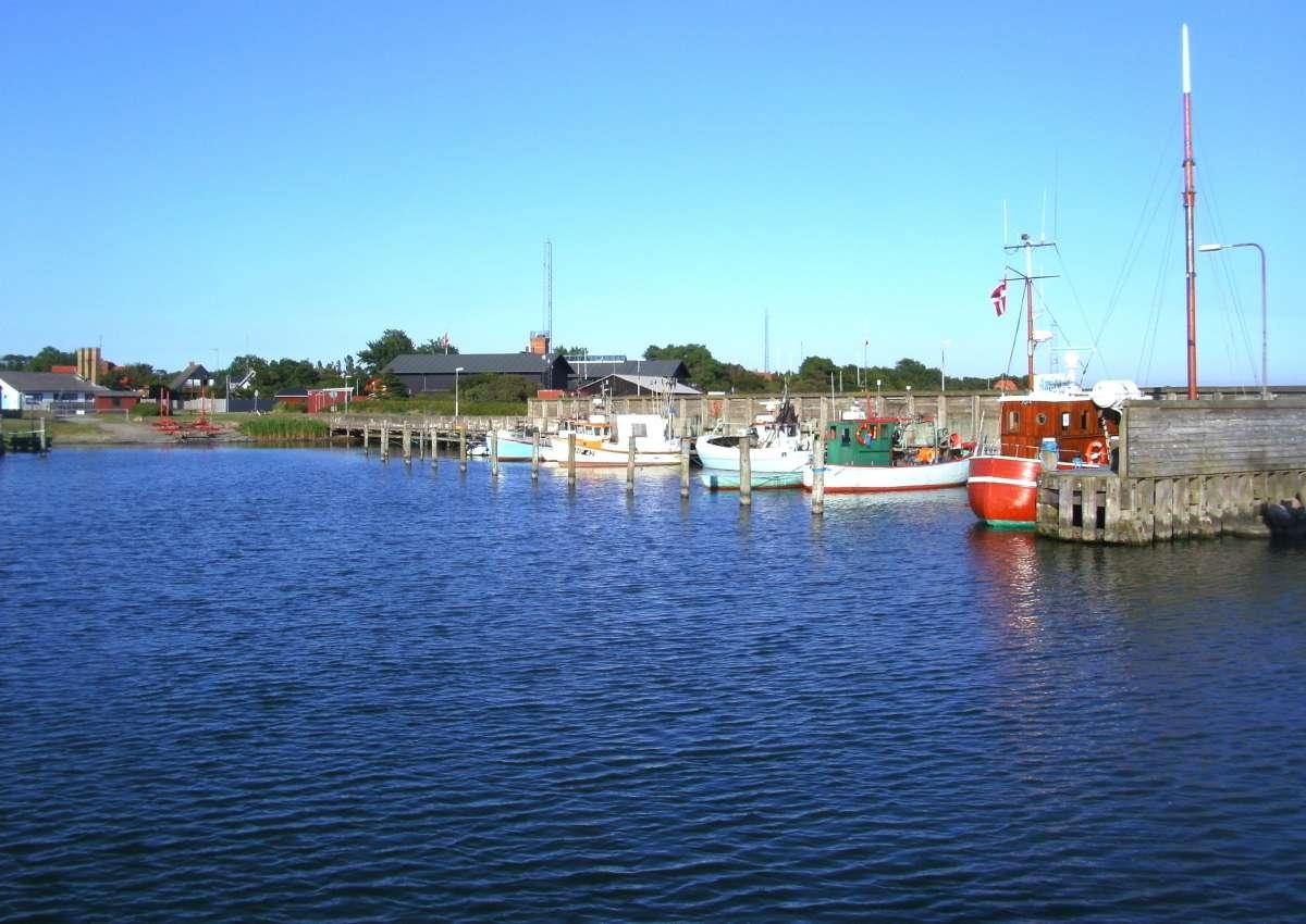 Gedser - Hafen bei Birkemose
