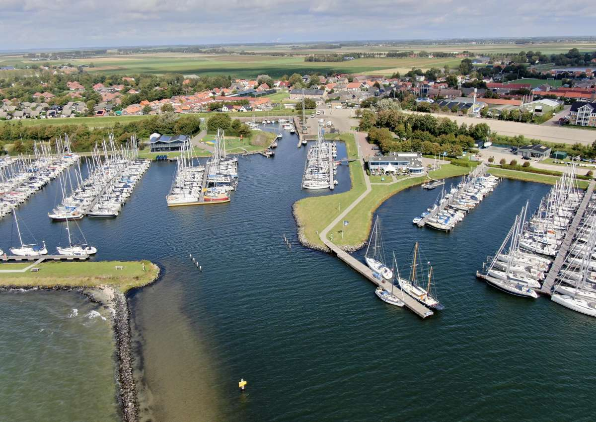 W.s.v. Herkingen - Hafen bei Goeree-Overflakkee (Herkingen)