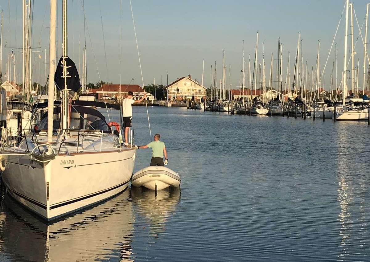 Bogense - Hafen bei Bogense