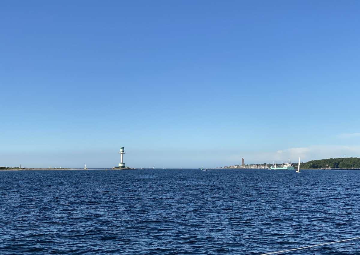 Friedrichsorter Enge - Navinfo bei Kiel