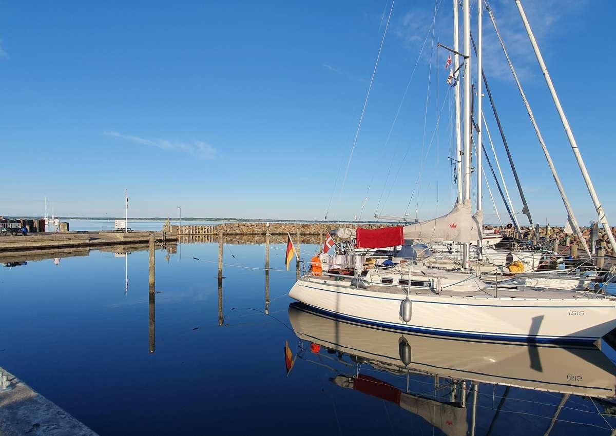 Bågø - Hafen bei Bågø By