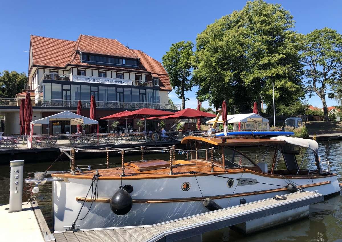 Villa am See - Hafen bei Wildau
