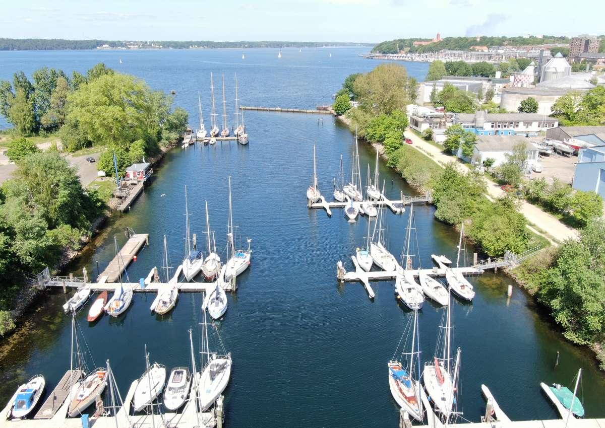 Industriehafen Wassersportclub Flensburg e. V. - Hafen bei Flensburg (Blasberg)